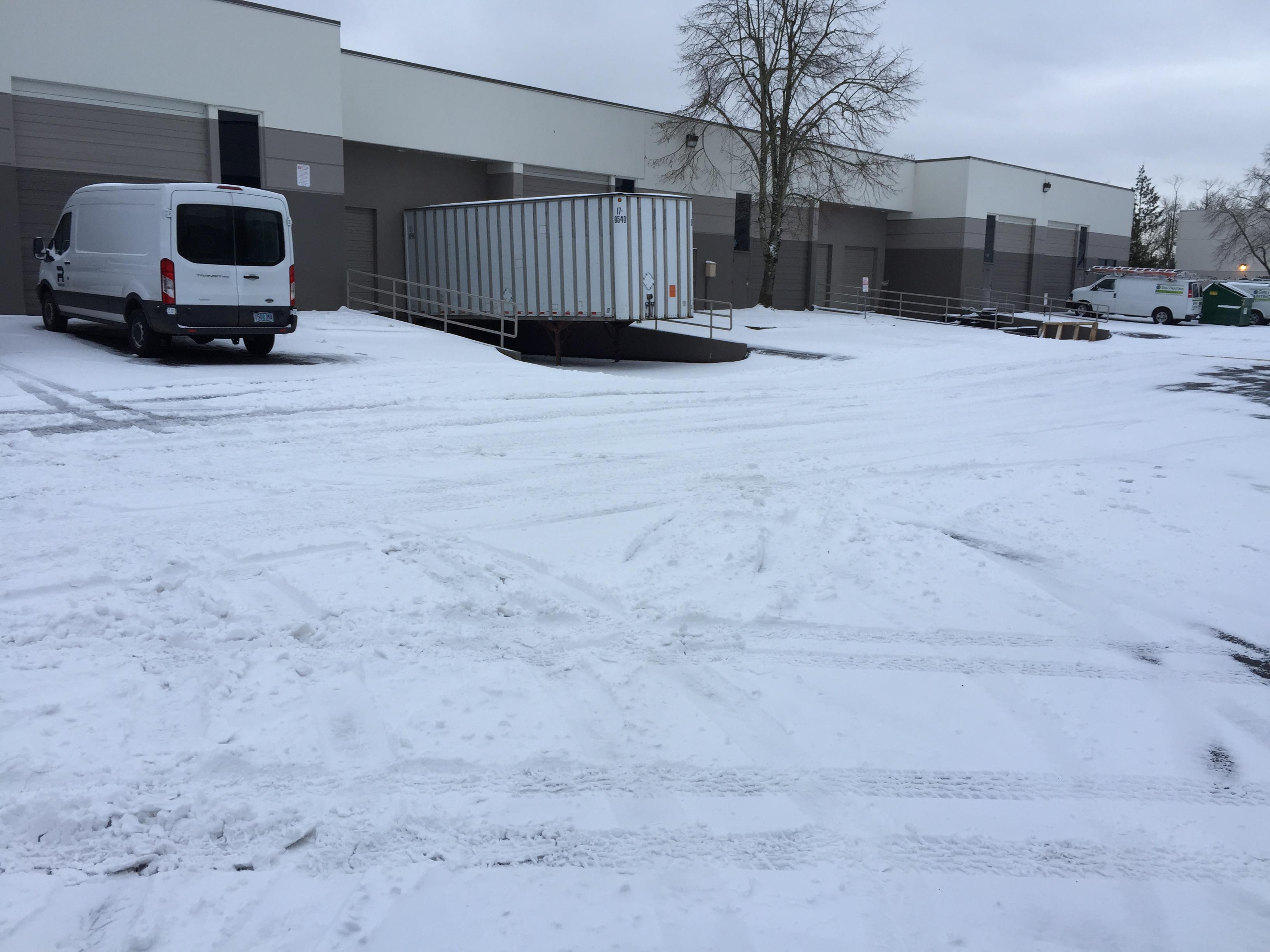 ポートランド大雪