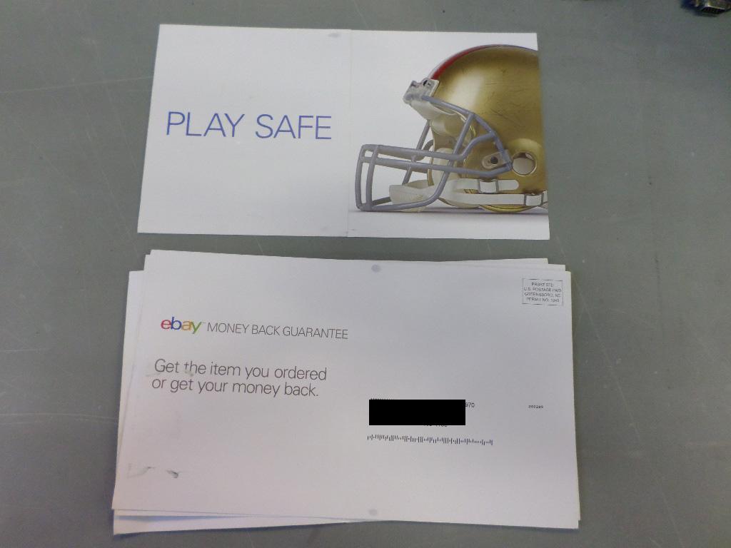 eBay 返金保証