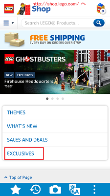LEGO消防署本部1